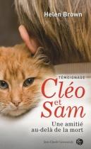 """Couverture du livre : """"Cléo et Sam"""""""