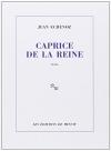 """Couverture du livre : """"Caprice de la reine"""""""