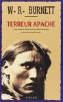 """Couverture du livre : """"Terreur apache"""""""
