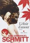 """Couverture du livre : """"L'élixir d'amour"""""""