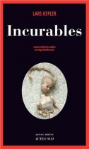 """Couverture du livre : """"Incurables"""""""
