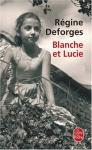 """Couverture du livre : """"Blanche et Lucie"""""""