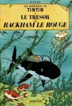 """Couverture du livre : """"Le trésor de Rackham le Rouge"""""""