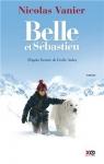 """Couverture du livre : """"Belle et Sébastien"""""""