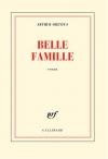 """Couverture du livre : """"Belle famille"""""""