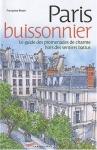 """Couverture du livre : """"Paris buissonnier"""""""