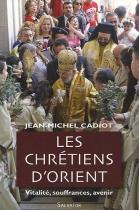 """Couverture du livre : """"Les chrétiens d'Orient"""""""