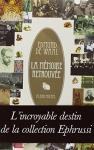 """Couverture du livre : """"La mémoire retrouvée"""""""