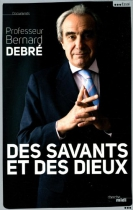 """Couverture du livre : """"Des savants et des Dieux"""""""