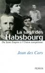 """Couverture du livre : """"La saga des Habsbourg"""""""