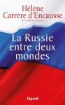 """Couverture du livre : """"La Russie entre deux mondes"""""""