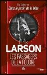 """Couverture du livre : """"Les passagers de la foudre"""""""