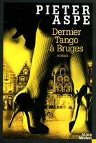 """Couverture du livre : """"Dernier tango à Bruges"""""""