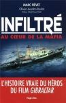 """Couverture du livre : """"Infiltré au coeur de la mafia"""""""