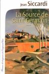 """Couverture du livre : """"La source de Saint-Germain"""""""