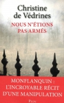 """Couverture du livre : """"Nous n'étions pas armés"""""""