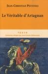 """Couverture du livre : """"Le véritable d'Artagnan"""""""