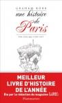 """Couverture du livre : """"Une histoire de Paris par ceux qui l'on fait"""""""