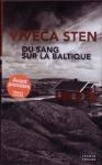 """Couverture du livre : """"Du sang sur la Baltique"""""""