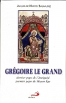 """Couverture du livre : """"Grégoire le Grand"""""""