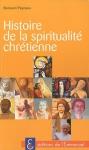 """Couverture du livre : """"Histoire de la spiritualité chrétienne"""""""