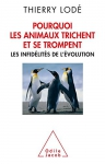 """Couverture du livre : """"Pourquoi les animaux trichent et se trompent"""""""