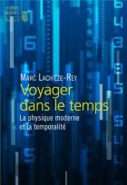"""Couverture du livre : """"Voyager dans le temps"""""""