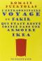 """Couverture du livre : """"L'extraordinaire voyage du fakir qui était resté coincé dans une armoire Ikea"""""""