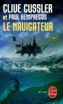 """Couverture du livre : """"Le navigateur"""""""
