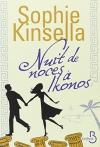"""Couverture du livre : """"Nuit de noces à Ikonos"""""""