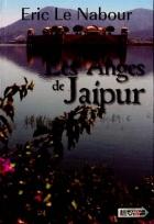 """Couverture du livre : """"Les anges de Jaipur"""""""