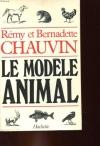 """Couverture du livre : """"Le modèle animal"""""""
