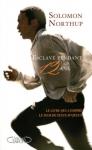 """Couverture du livre : """"12 years a slave"""""""