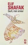 """Couverture du livre : """"Soufi, mon amour"""""""