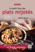 """Couverture du livre : """"Plats mijotés"""""""