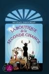 """Couverture du livre : """"La boutique de la seconde chance"""""""