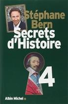 """Couverture du livre : """"Secrets d'Histoire 4"""""""