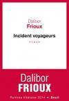 """Couverture du livre : """"Incident voyageurs"""""""