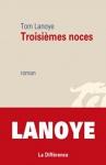 """Couverture du livre : """"Troisièmes noces"""""""