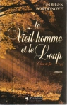 """Couverture du livre : """"Le vieil homme et le loup"""""""