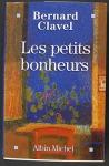 """Couverture du livre : """"Les petits bonheurs"""""""