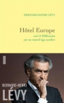"""Couverture du livre : """"Hôtel Europe"""""""