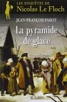 """Couverture du livre : """"La pyramide de glace"""""""