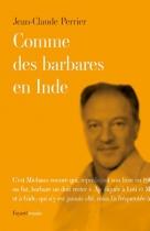 """Couverture du livre : """"Comme des barbares en Inde"""""""