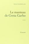 """Couverture du livre : """"Le manteau de Greta Garbo"""""""