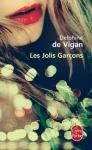 """Couverture du livre : """"Les jolis garçons"""""""