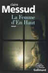 """Couverture du livre : """"La femme d'en haut"""""""