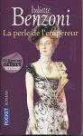 """Couverture du livre : """"La perle de l'empereur"""""""