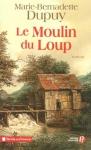 """Couverture du livre : """"Le moulin du loup"""""""