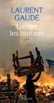 """Couverture du livre : """"Danser les ombres"""""""